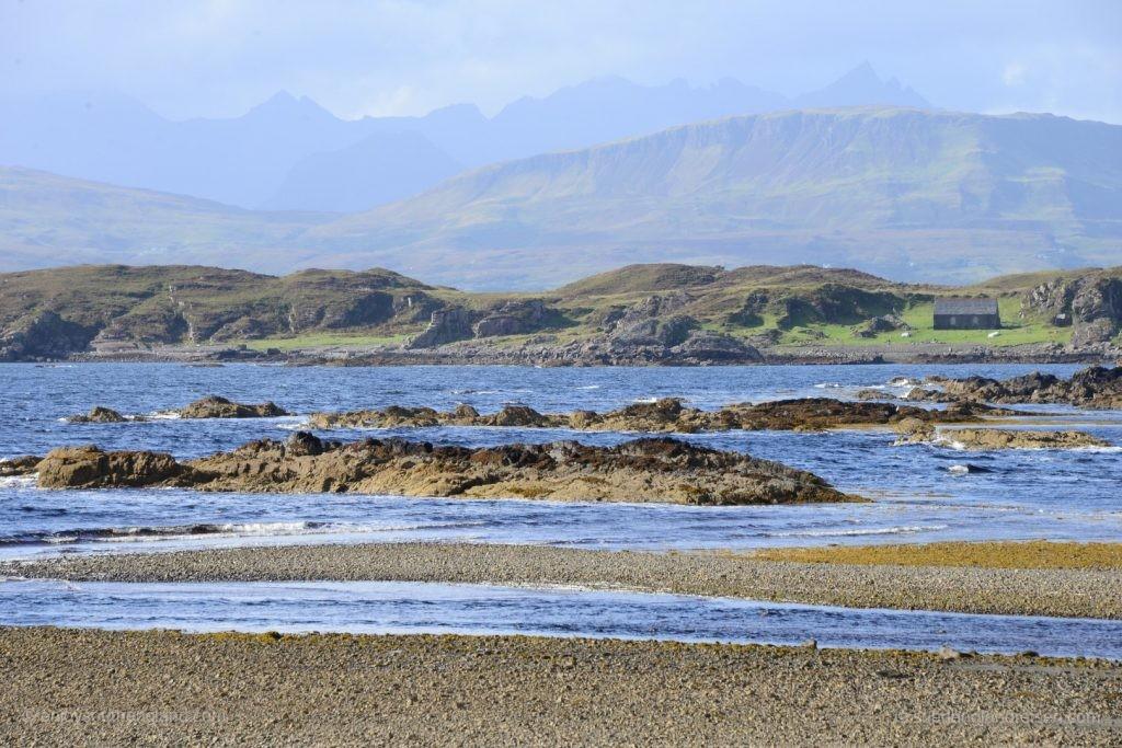 Eine wirklich unglaublich schöne Gegend hier auf Skye!