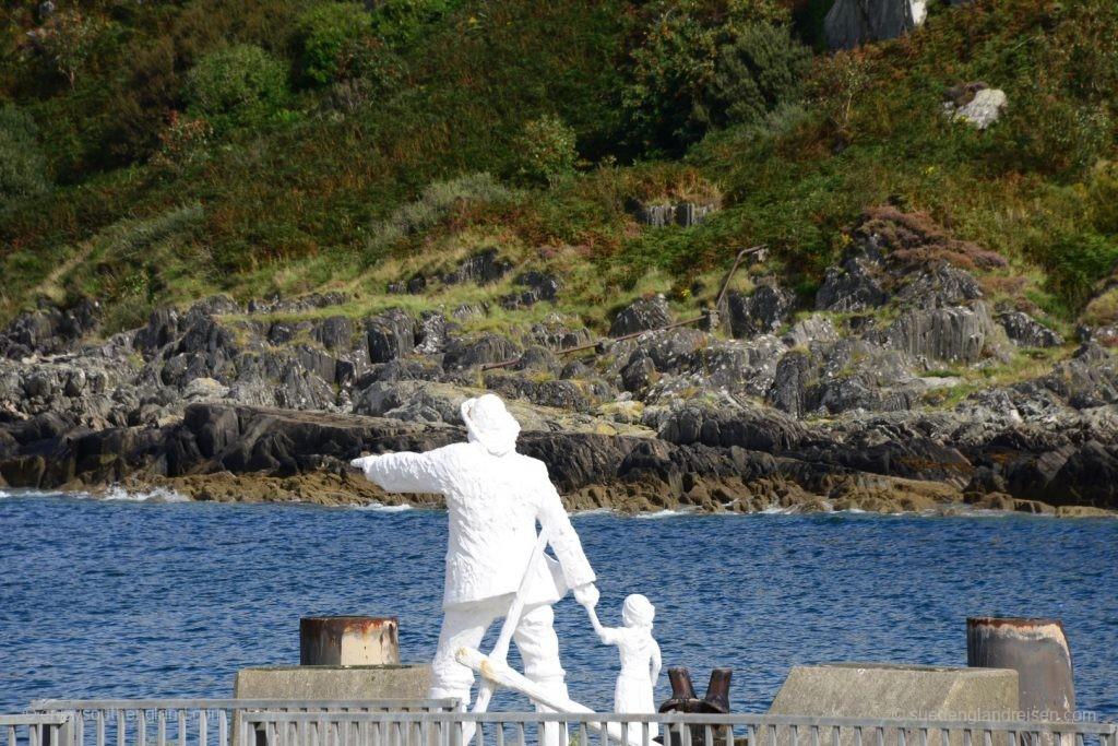 """""""Dort liegt die Isle of Skye, mein Kind!"""""""