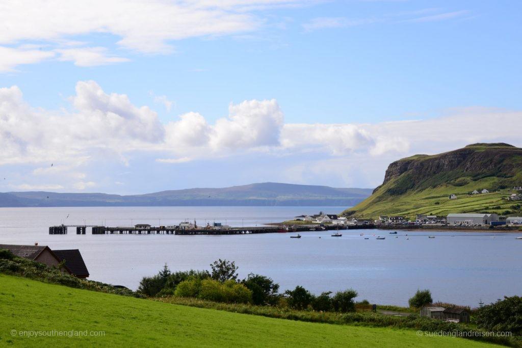 Uig auf der Isle of Skye