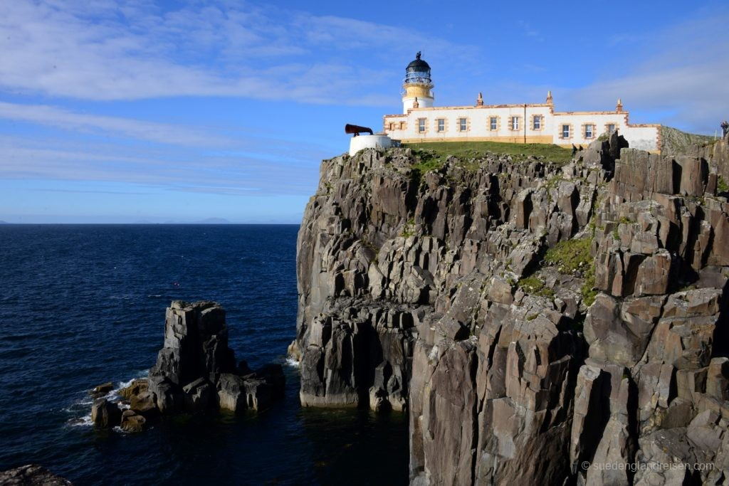 Lighthouse at Neist Point (Isle of Skye)