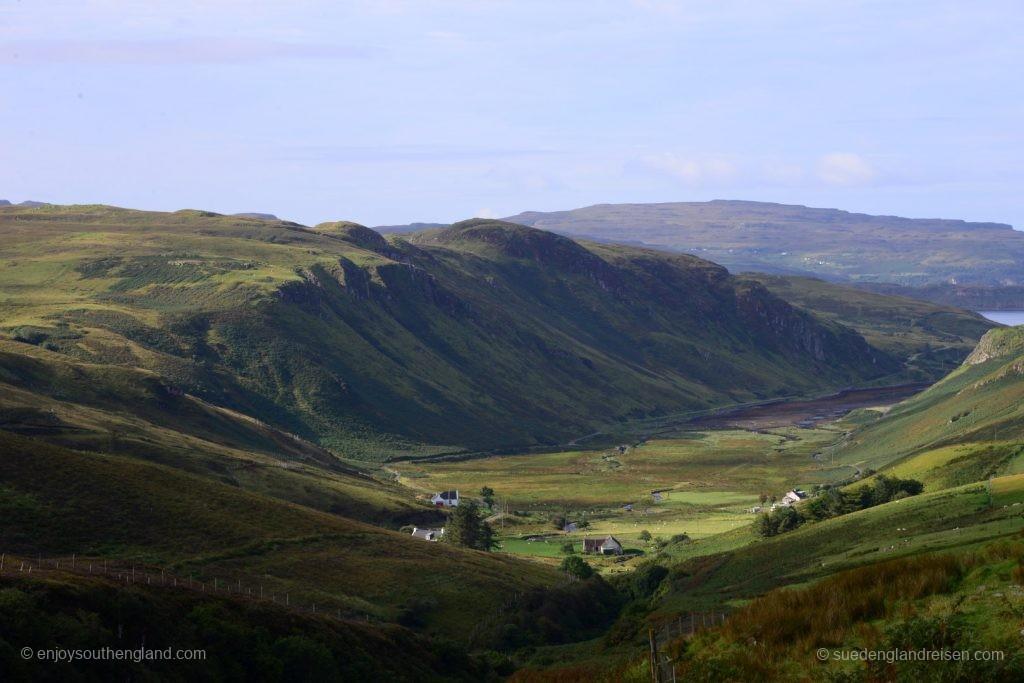 unterwegs auf der Isle of Skye