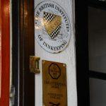 Das britische Institut für Gastwirte in Beaumaris