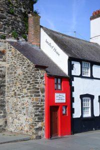 Das kleinste Haus von Conwy