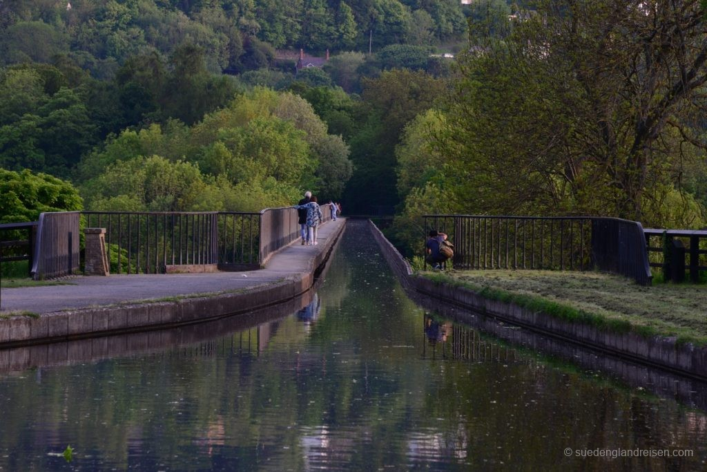 am Pontcycyllte Aquaeduct