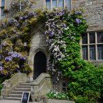 Eingang zu Chirk Castle