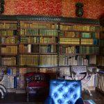 Chirk Castle - die Bibliothek