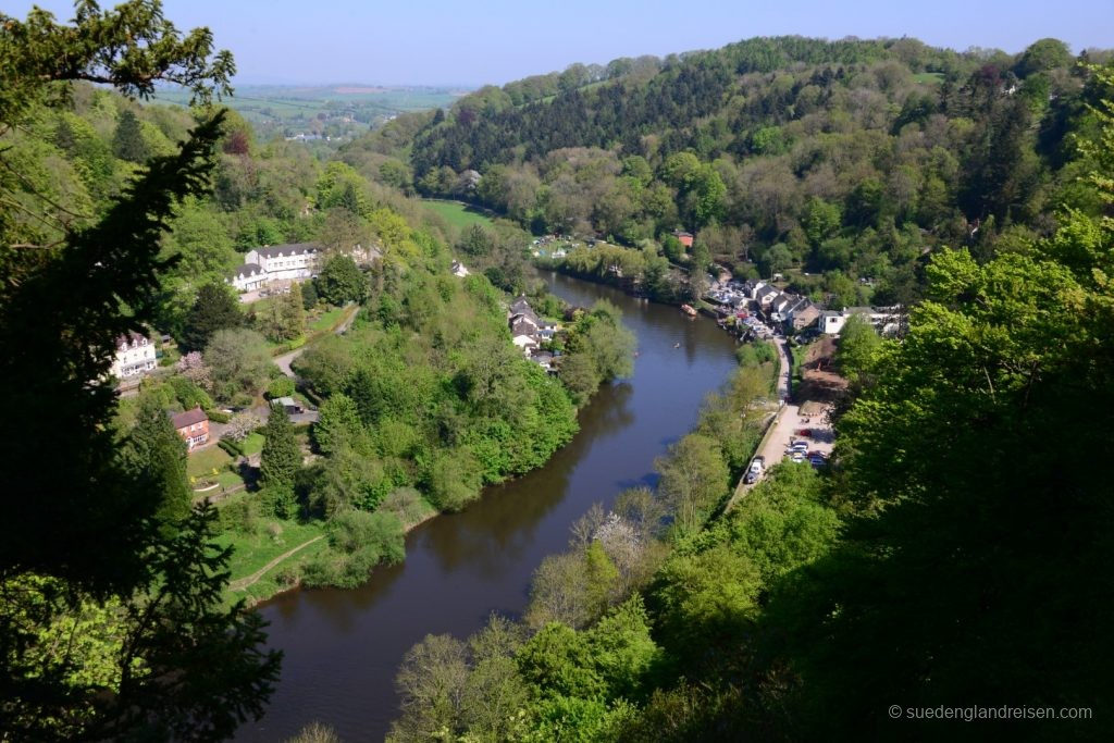 Beim Symonds-Yat-Rock
