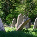 Der Friedhof von Cwmyoy