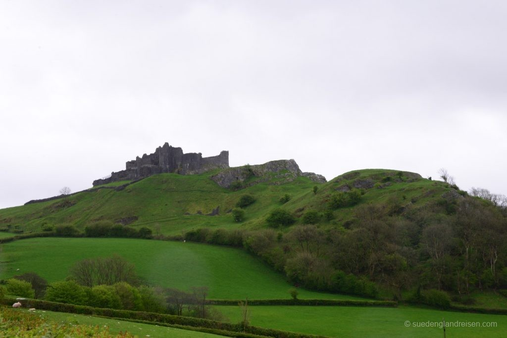 Carreg-Cennan-Castle
