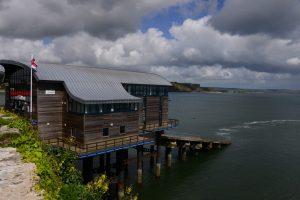 Tenby - die Life Boat Station