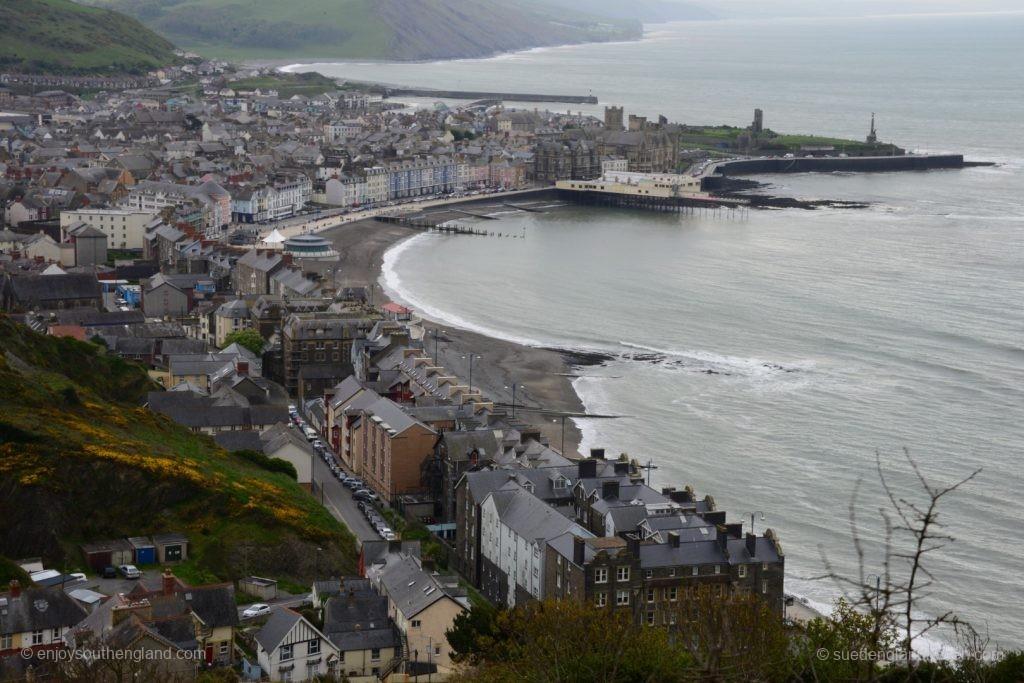 Aberystwyth vom Constitution Hill