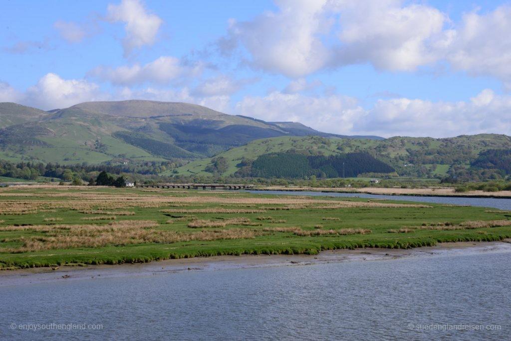 grandiose walisische Landschaften