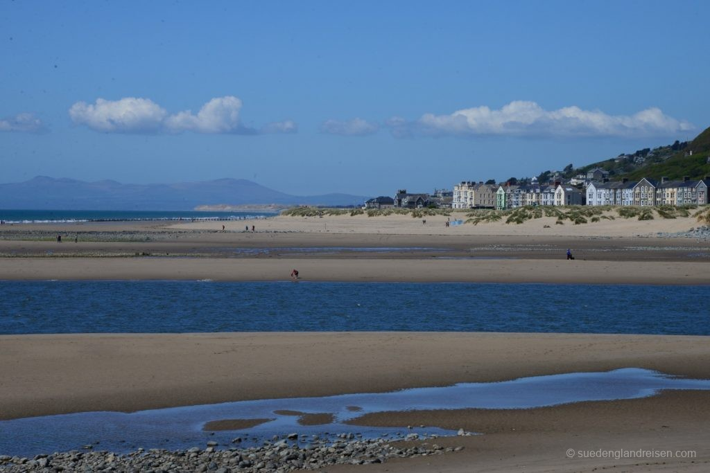 walisische Küstenimpression