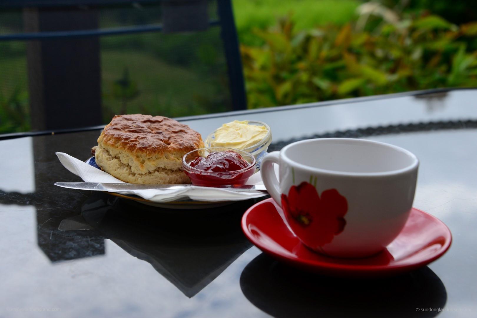 Die Zutaten für einen perfekten Cream Tea